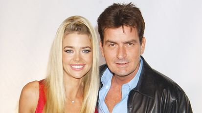 Charlie Sheen's second ex-wife, Denise Richards, has known that he's HIV-positive for years, Us Weekly can confirm — get the details