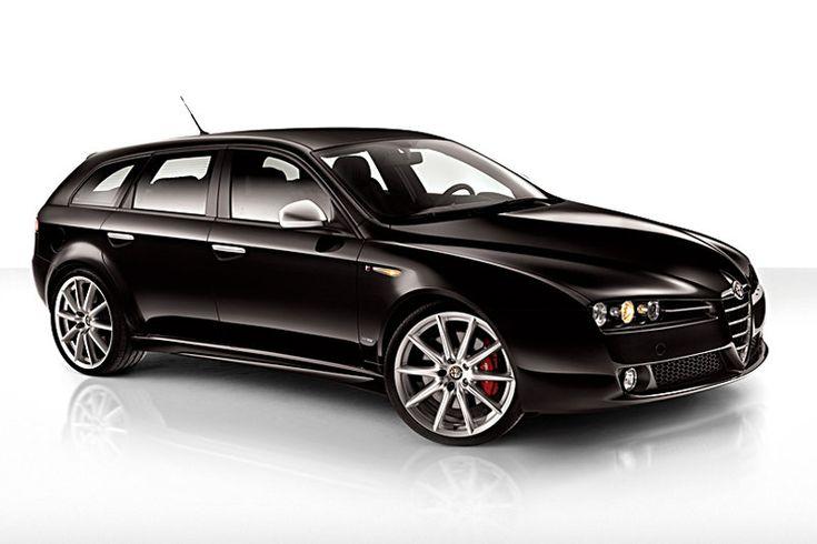 Alfa Romeo 159 Ti (2009)