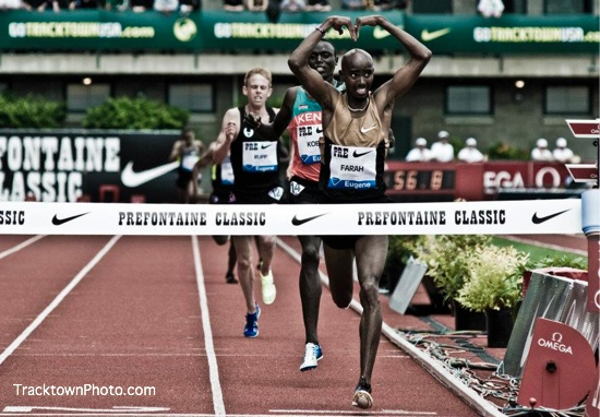 Photos: 2012 Prefontaine Classic