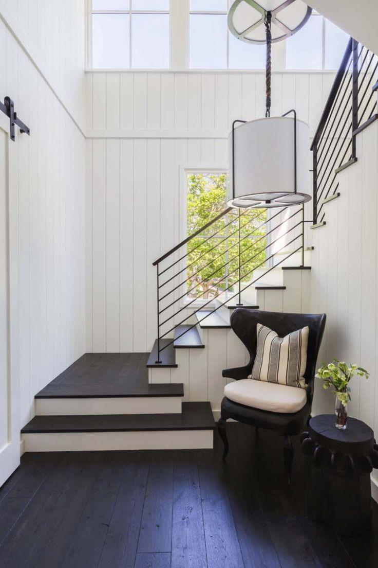 25 best ideas about Modern farmhouse interiors on Pinterest
