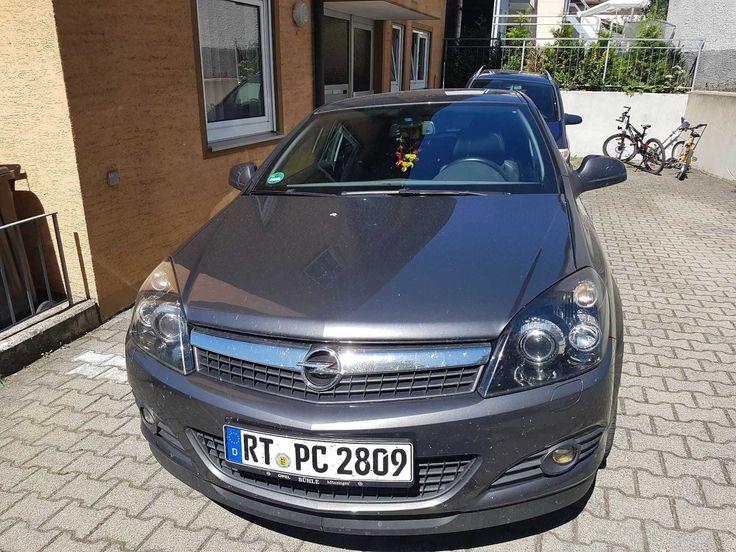 Opel Astra H GTC Innovation