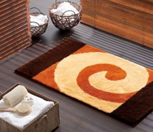 Tappeti per il bagno moderni e originali - Tappeto per il bagno di design