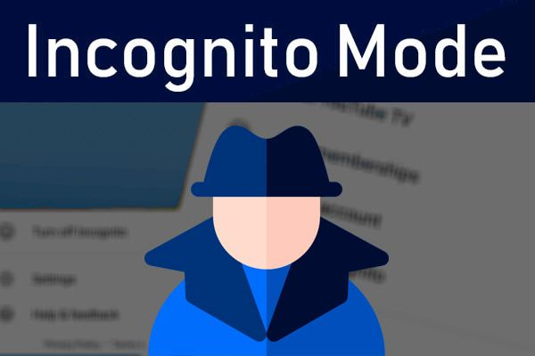 الدخول الى الوضع الخفي لليوتيوب لمنع السجل والكوكيز Incognito Mode Youtube Movie Posters Incognito
