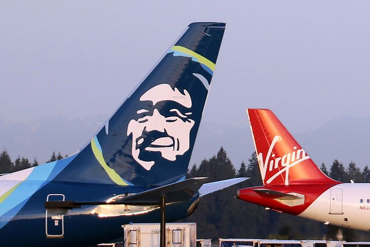 Alaska Airlines and Virgin America are expanding service to DAL from West Coast. New routes: Dallas and Seattle; San Diego; Portland; and San Jose.