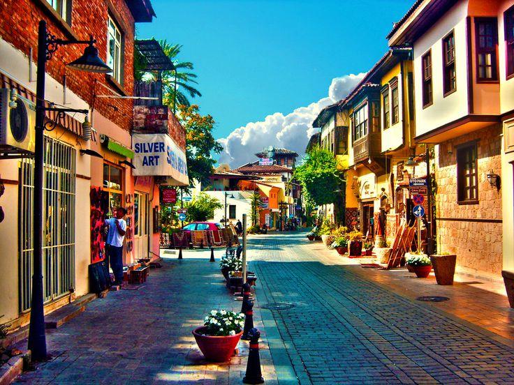 Kaleici, Antalya's Old Town
