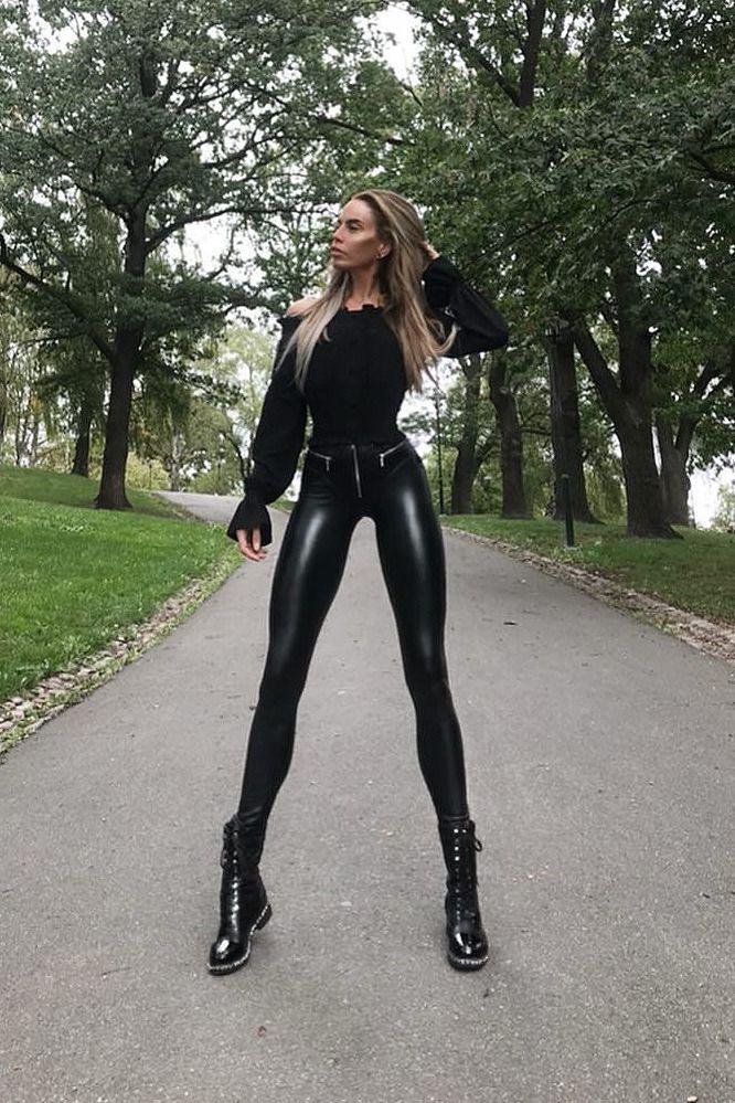 Sosyal medyanın yeni fenomeni İsveçli model Ia Ostergren