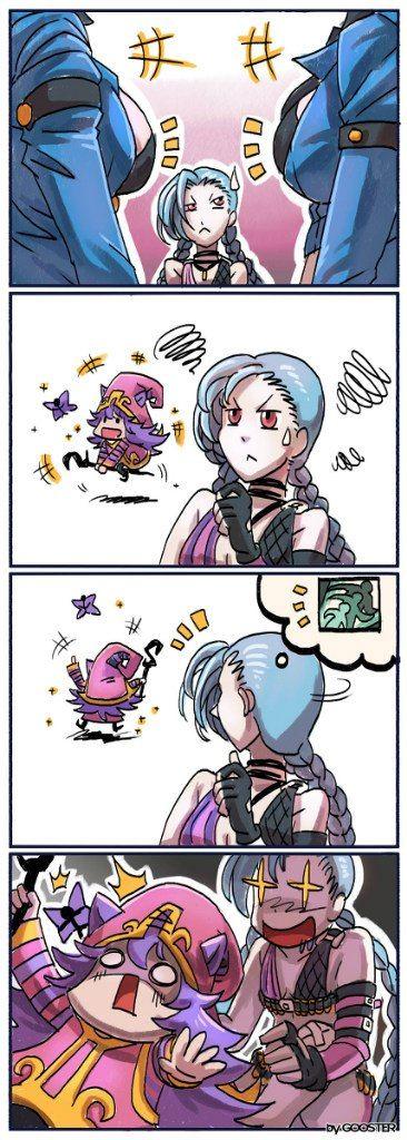 League of Legends artwork from http://www.edibleinkphotopaper.com