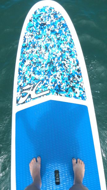 Paddle Boarding 101 explains the whole spectrum of paddle boarding... Great article!