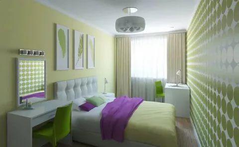 дизайн спальни кровать у окна хрущевка: 69 тис. зображень знайдено в Яндекс.Зображеннях
