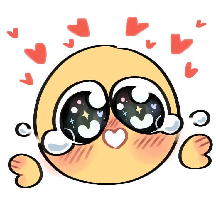 Twitter Emoji Love, Cute Emoji, Funny Emoji, Emoji Images, Emoji Pictures, Emoji Drawings, Cute Drawings, Drawing Expressions, Cute Doodles