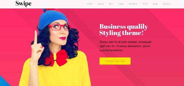125 best Free Premium WordPress Themes images on Pinterest ...
