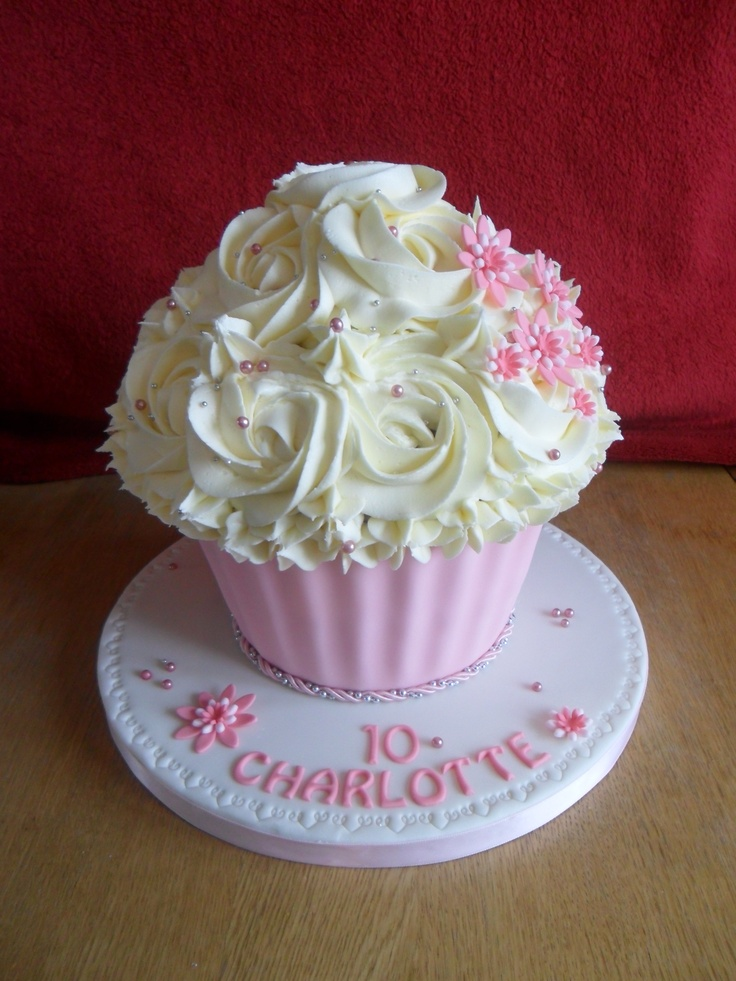 Giant cupcake |Pinned from PinTo for iPad|