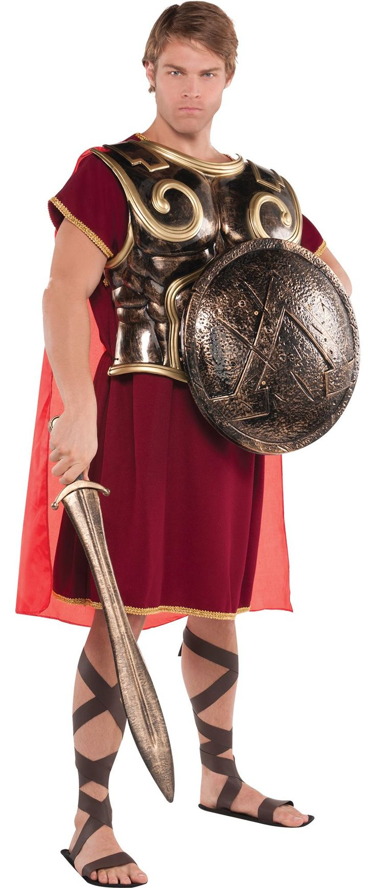 Make Your Costume - Mens Roman Soldier #2