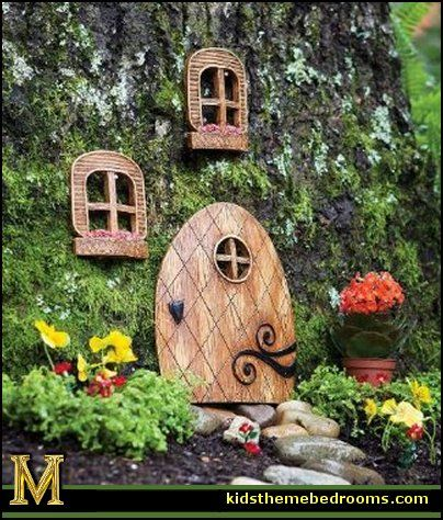Decorating theme bedrooms – Maries Manor: fairy garden decorations … – Front yard