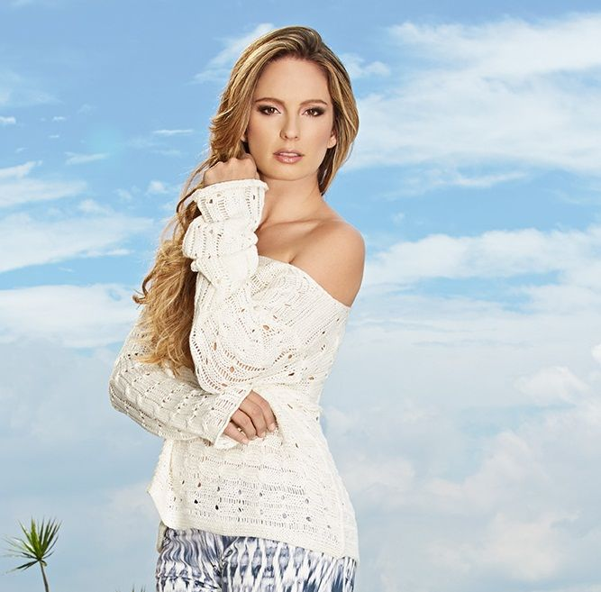 Acompaña tu look de esta semana con un tejido. #NewCollection #OutfitDerek #Tejido #Blanco