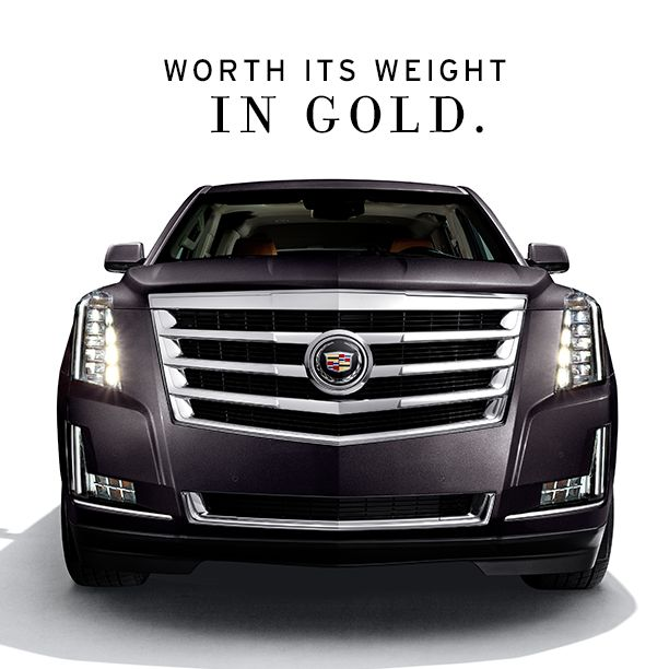 "Buy Used Cadillac Escalade: 345 Best ""Cadillac... Universal Symbol Of Excellence"" Images On Pinterest"