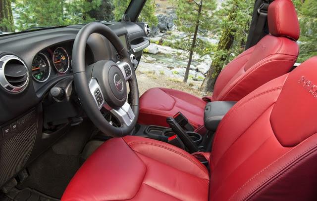 Jeep Wrangler Rubicon 2013, 10mo Aniversario, fotos y especificaciones | Carros101.com
