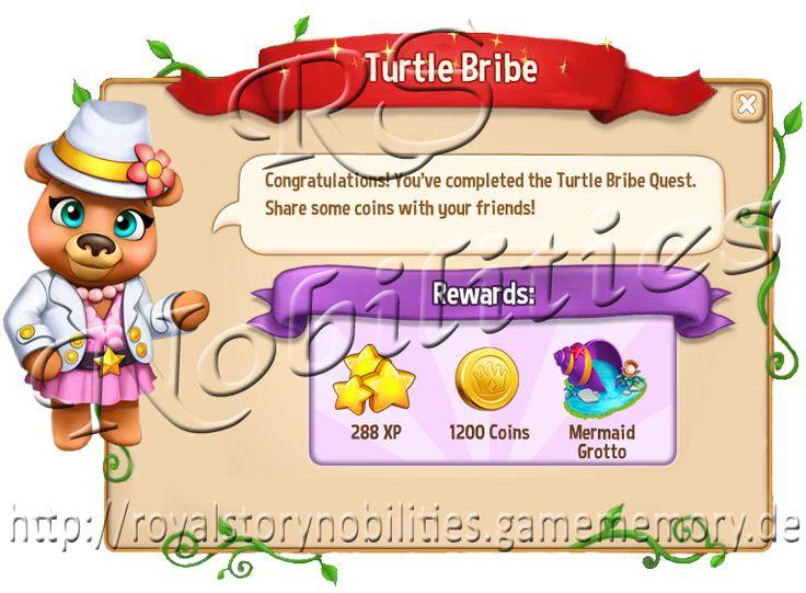 10 Turtle Bribe fin