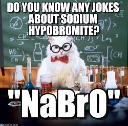Chemistry Cat! :) Only nerds understand!