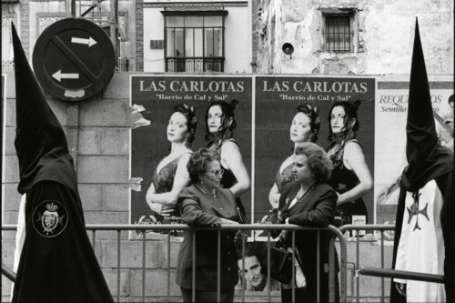 Sevilla Semana Santa 1996  © Gloria Rodriguez