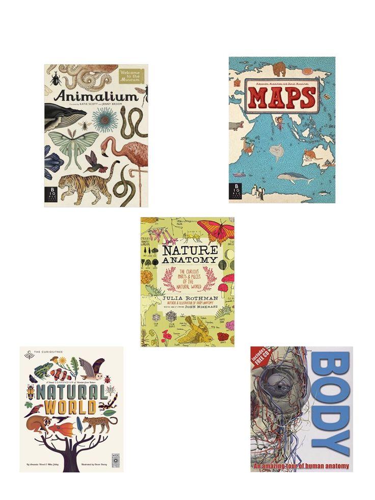 Best non fiction Montessori friendly books for ages 3-9