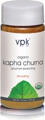You may also like Organic Kapha Churna Stimulating Spice Mix, a Stimulating Spice Mix to satisfy the six ayurvedic tastes considered essential for balance.