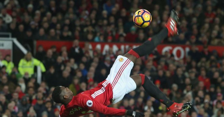 Manchester United midfielder Paul Pogba's potential is scary says Steven Gerrard - Manchester Evening News
