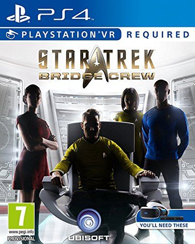 Ubisoft Null Star Trek Bridge Command - ( > Ubisoft)