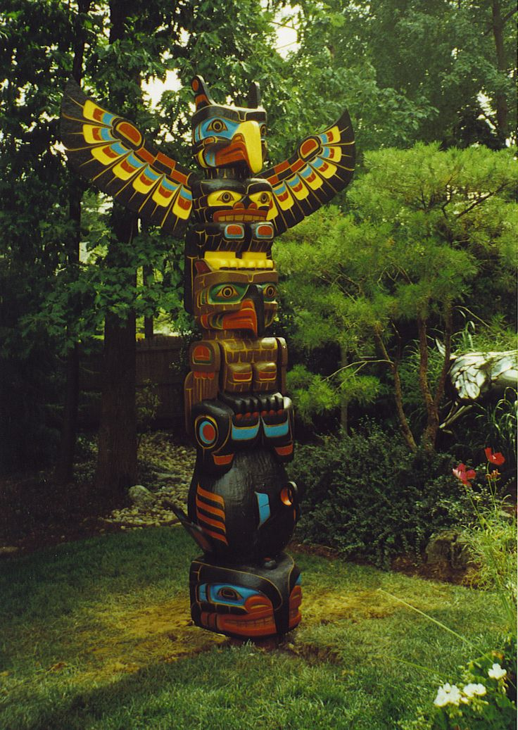 Something achievable on our scale: Totem Pole | Totem Poles