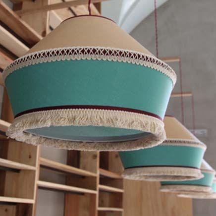 Design: Lampade Vintage & Folk by Servomuto