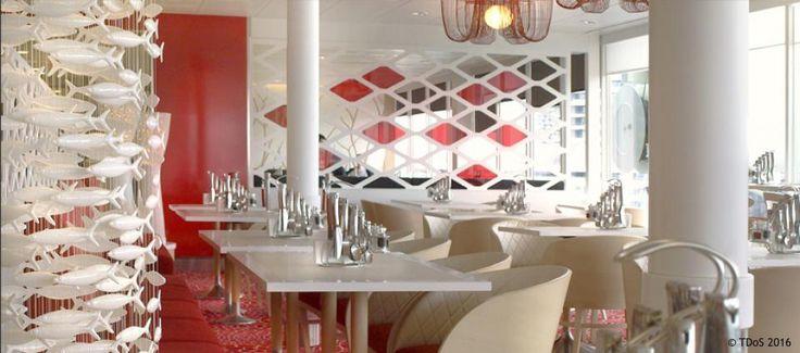 TDoS Design for Tui Cruises, Mein Schiff 4 - Fischhaus