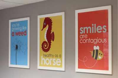 Pediatric office posters