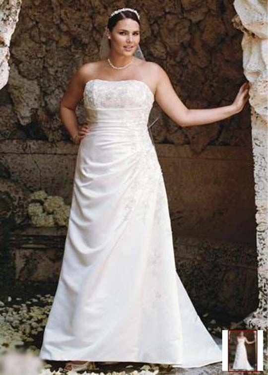 Fancy Plus Size Brides Plus Size Bridal Wedding Dresses Davids Bridal Collection x