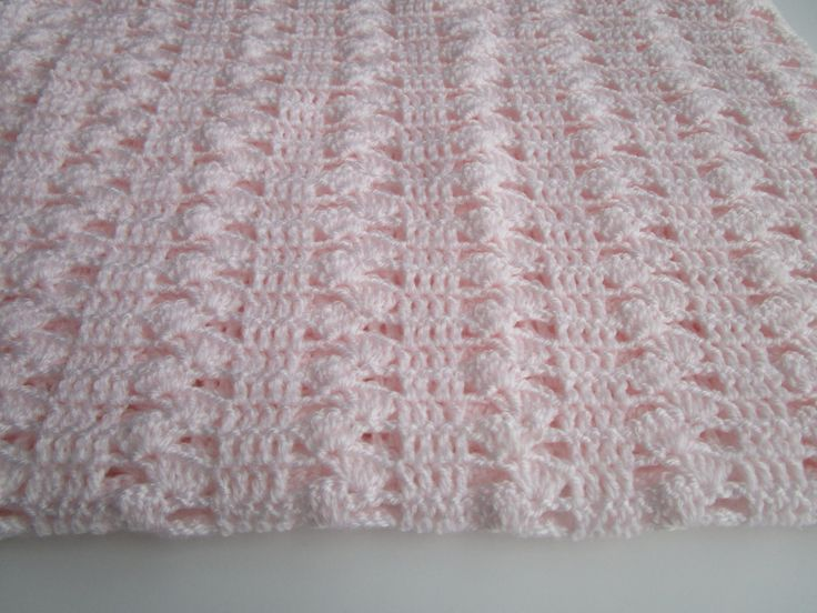 Crochet Afghan Pattern, Easy Crochet Blanket Pattern