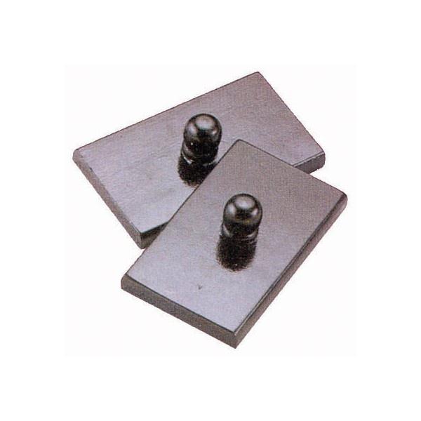 Mitello wooden tap taps with sand block pair of
