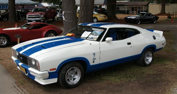 Ford Falcon Cobra (Australian)- Those dudes down under still know how to ROCK !