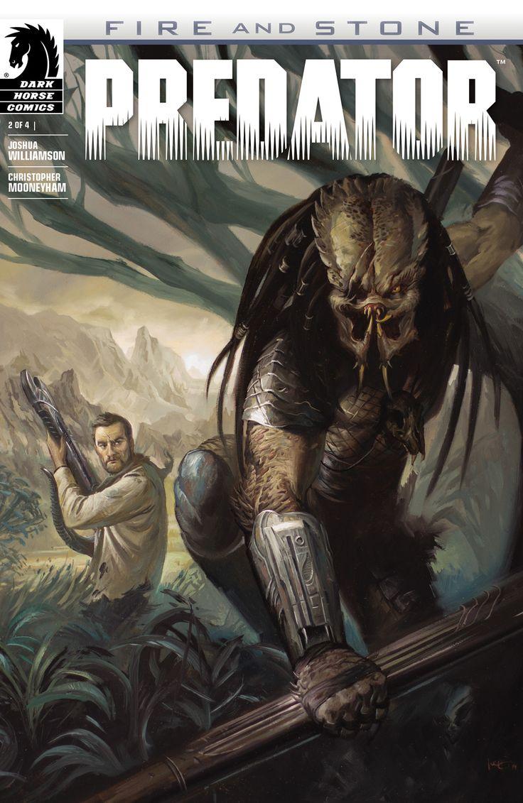 Predator: Fire and Stone Issue #2 - Read Predator: Fire and Stone Issue #2 comic online in high quality