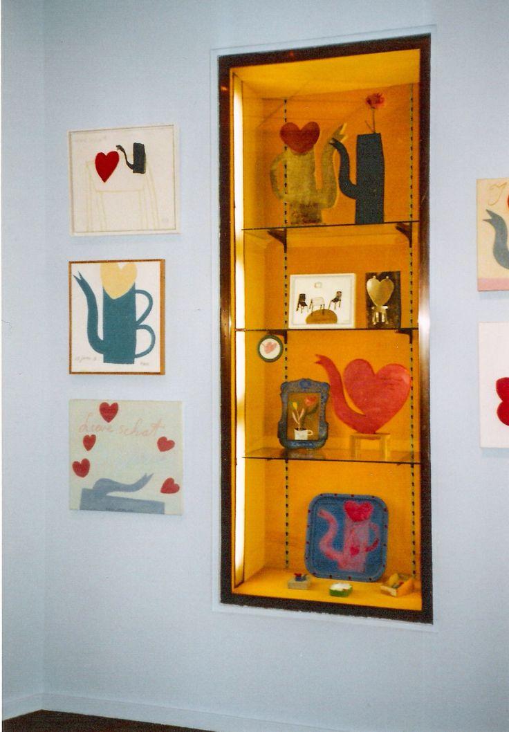 Gubbels, tentoonstelling 75 jaar.