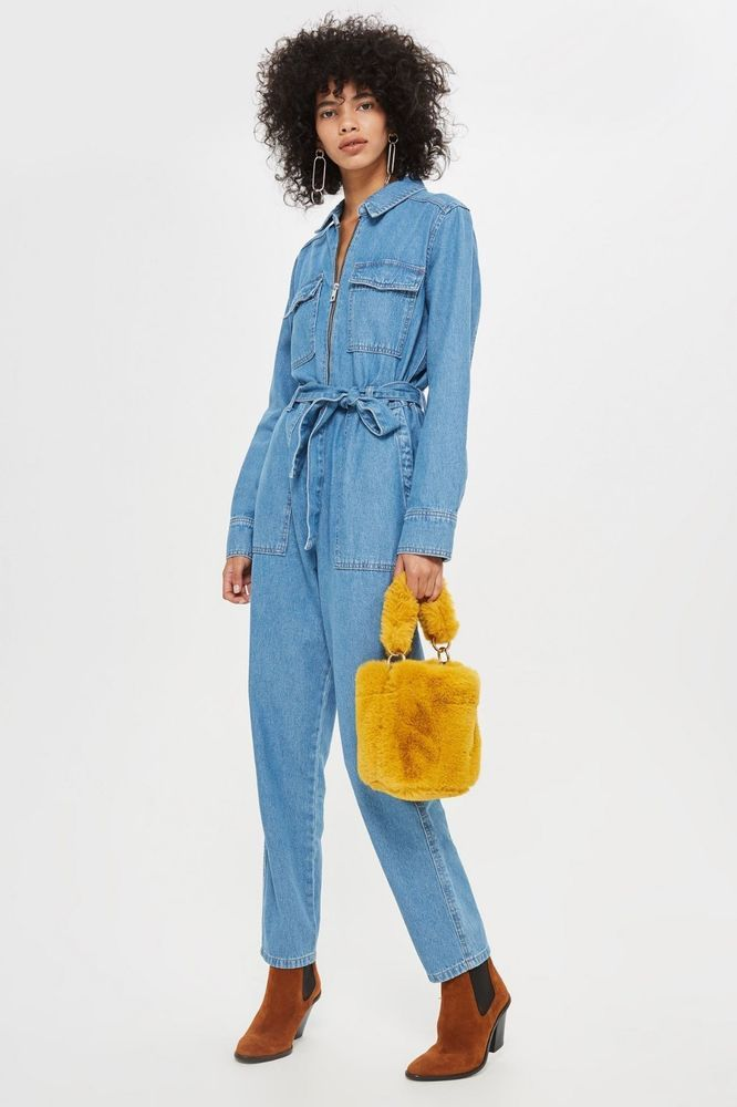 b2244636cf03 Topshop Utility Zip Boiler Suit UK 8  fashion  clothing  shoes  accessories   womensclothing  jumpsuitsrompers  ad (ebay link)