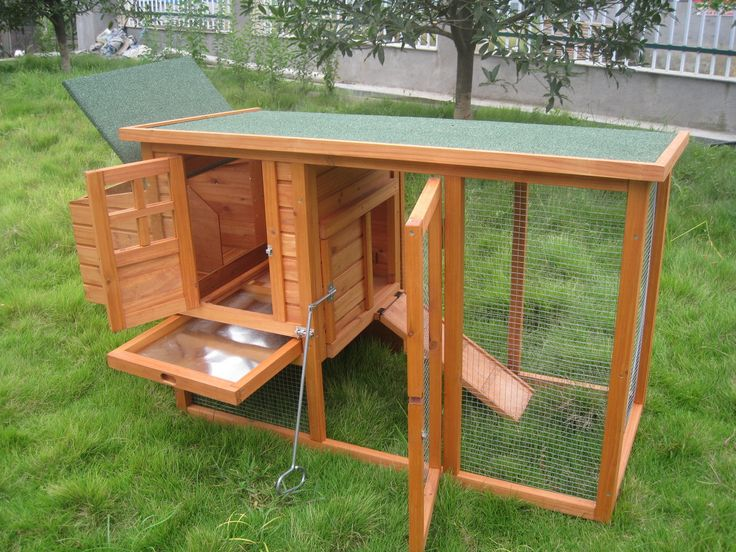 58 best rabbit ideas images on pinterest rabbit hutches bunny rabbit and bunny cages - Acheter un poulailler ...