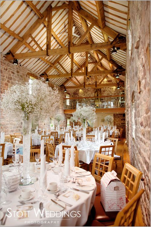 The East Barn at The Ashes Wedding Venue