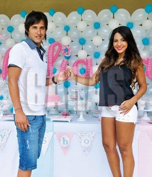 Tamara Alvez y Patricio Toranzo