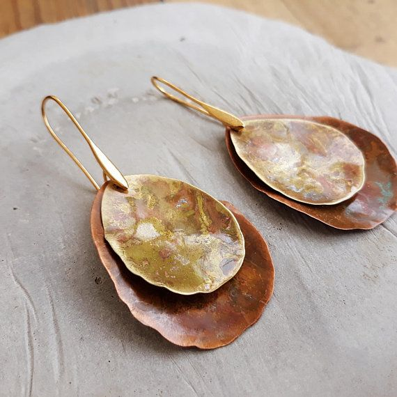 Hey, I found this really awesome Etsy listing at https://www.etsy.com/listing/590968582/jacaranda-medium-double-earrings