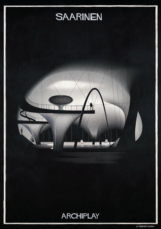 Arquitetos famosos viram cenas de teatro (Foto: Federico Babina)
