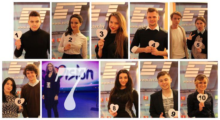 eurovision list order