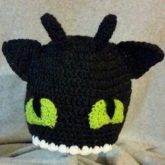 Toothless #crochet