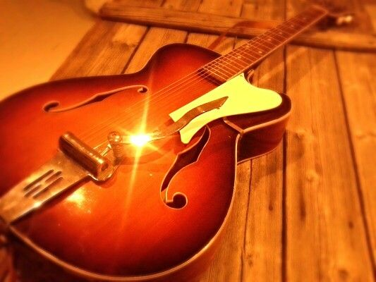 Dream guitar