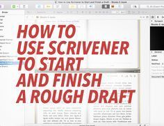 You're ready to start drafting. At this point, you've been introduced to the important pieces of Scrivener's user interface; you're familiar with the essential plot and structure principles, including why you should break your story out into component scenes, which Scrivener excels at; you know how to create character and setting sketches using template sheets; and you have a complete account of my storyboarding process for planning stories and getting unstuck while you're writing. In othe...