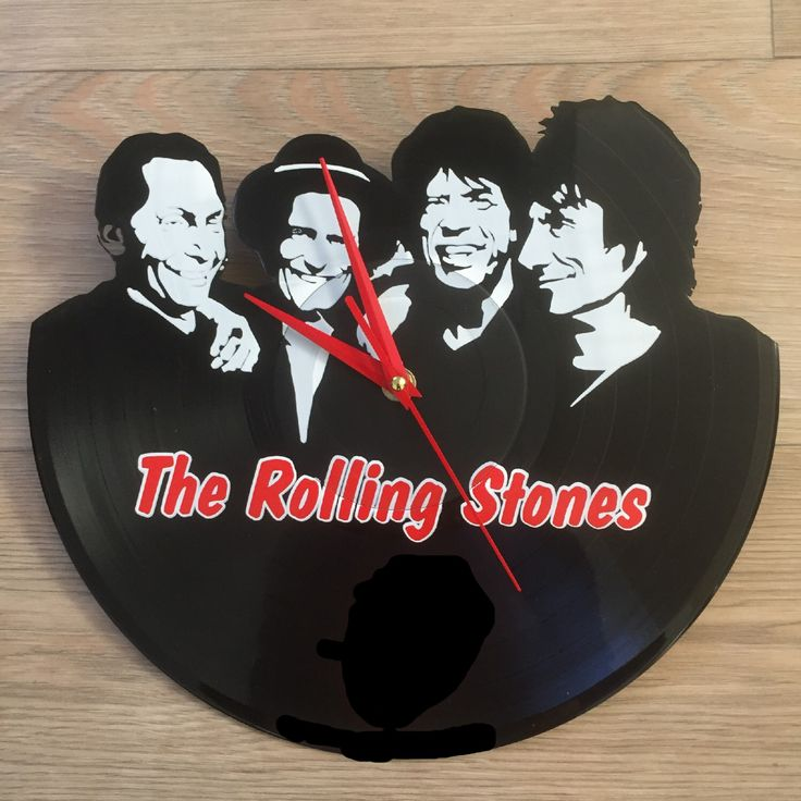 A personal favourite from my Etsy shop https://www.etsy.com/au/listing/268510806/the-rolling-stones-vinyl-record-wall-art