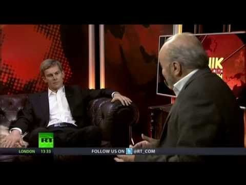 George Galloway & Seamus Milne discuss the MSM smear campaign against Co...